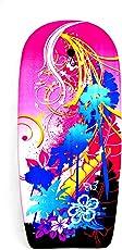 Cocovery19 EPS Body Board/Surfbrett 104 cm-Palme Design