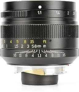 7artisans 50mm F1 1 Leica M Mount Manueller Fokus Kamera