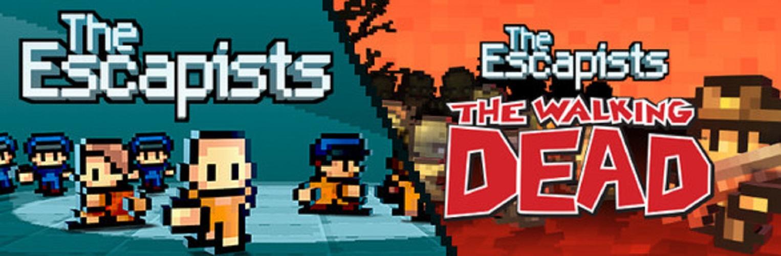 The Escapists + The Escapists: The Walking Dead Deluxe [PC/Mac Code - Steam] - Walking Deluxe Dead