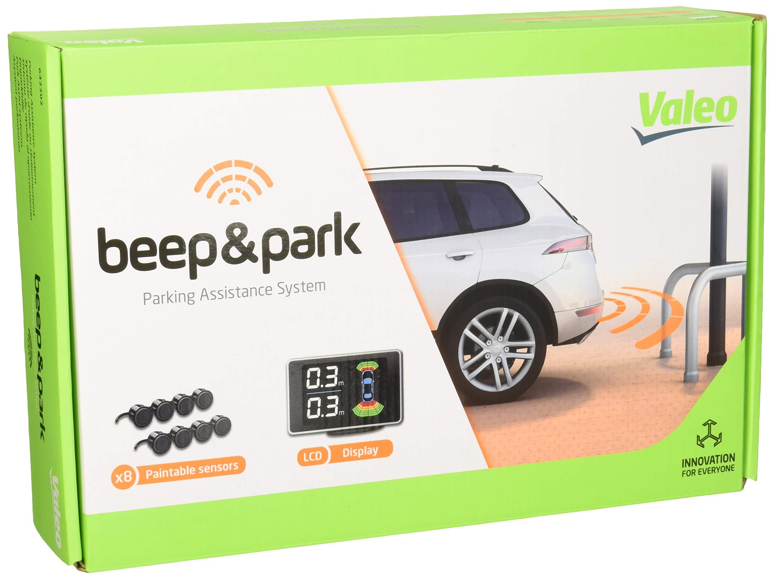 Valeo-632202-Erweiterungssatz-Einparkhilfe-Vorfahrwarnung