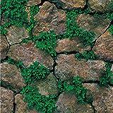A-Artist 3D Ziegel Tapete Wandaufkleber Stereo Brick Pattern Wallpaper Fototapete Wandtattoo Papier Abnehmbare Selbstklebend Schlafzimmer Wohnzimmer Tv-Decor Ziegel-Aufkleber Steinoptik Panel