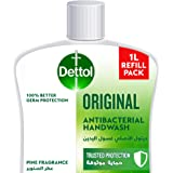 Dettol Original Handwash Liquid Soap Refill for effective Germ Protection & Personal Hygiene (protects against 100 illness ca
