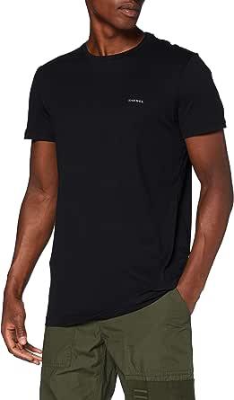 Diesel Men's T-shirt - UMTEE-JAKETHREEPACK, Pack of 3