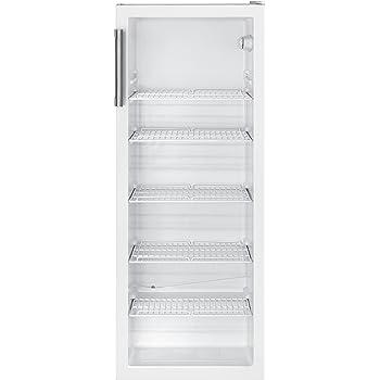 Bomann KSG 235 Flaschenkühlschrank / 142 cm Höhe / 212 kWh/Jahr / 247 Liter Kühlteil/den gewerblichen Gebrauch geeignet