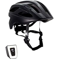 Crazy Safety Casco Bicicletta per Bambini con Luce USB – Taglia da Bambini a Ragazzi | Bellissimo Casco da Bicicletta…