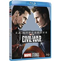 Captain America Civil War 10° Anniversario Marvel Studios (Blu Ray)