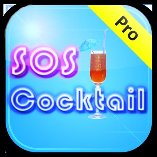 SOS Cocktail Pro - bebidas y cocteles