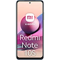Xiaomi Redmi Note 10S Ocean Blue 64GB Dual SIM 0050, Blau