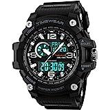 TIMEWEAR Analogue - Digital Dial Men's Watch