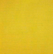 Generic Women's Cotton Matty Fabric for Embroidery-Cross Stitch- Arts and Craft ( Lemon Yellow, 2 m, LAC166)