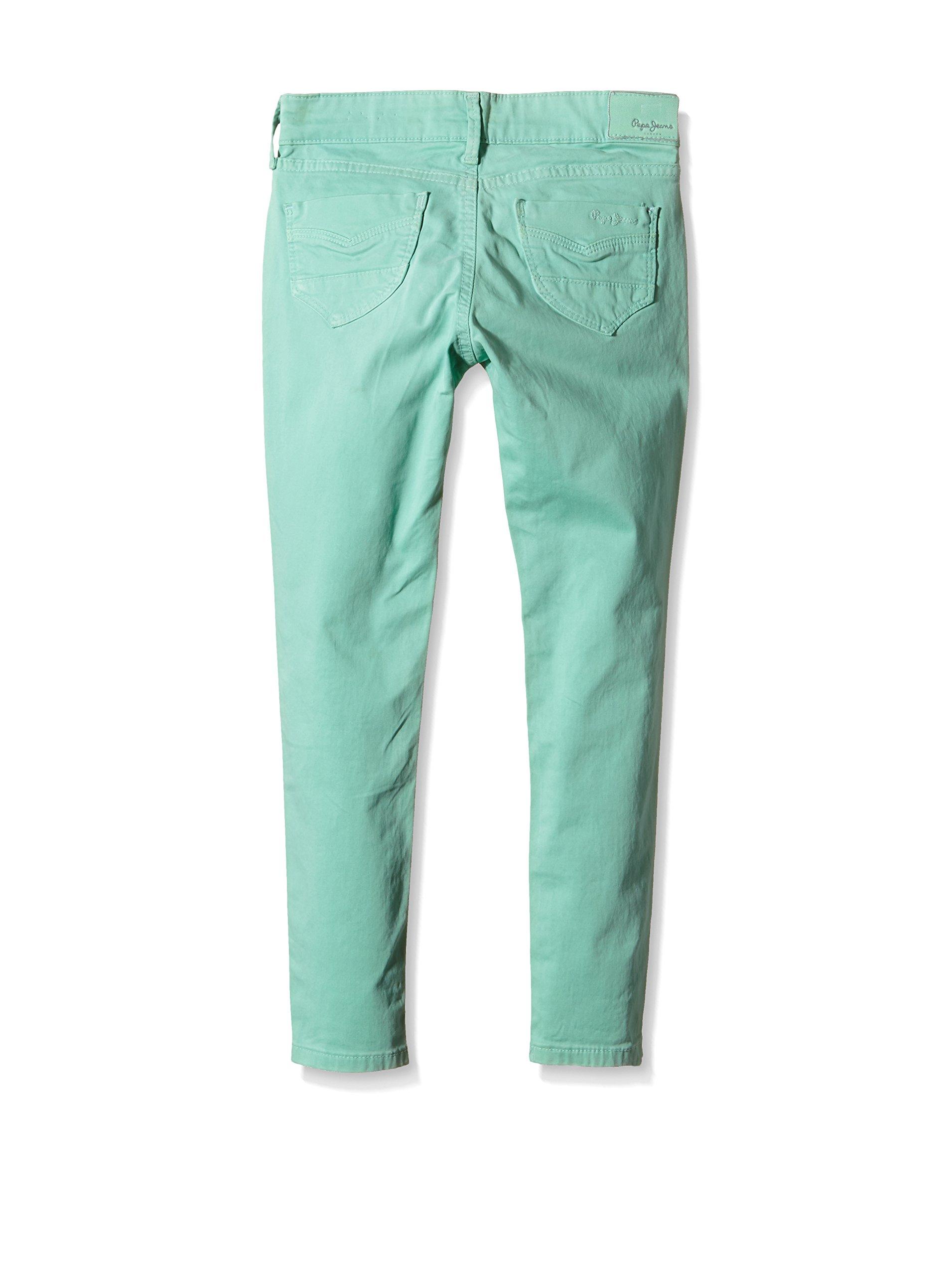 Pepe Jeans London Pantalón Pixlette Verde Claro 4 años (104 cm)
