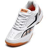 Jazba Scarpe da Campo Indoor per Uomo Scarpe da Ginnastica Pallavolo Badminton Scarpe da Squash Scarpe da Corsa…
