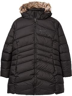 Marmot Montreaux Manteau en duvet pleine longueur pour femme