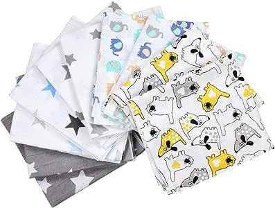 Anzahl der Teile: Unisex 12er Pack TupTam Baby Mullwindeln Spuckt/ücher 70x80 6er Farbe 12er Pack