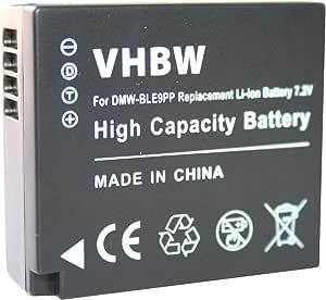 Vhbw Akku Kompatibel Mit Leica D Lux Typ109 Kamera Elektronik