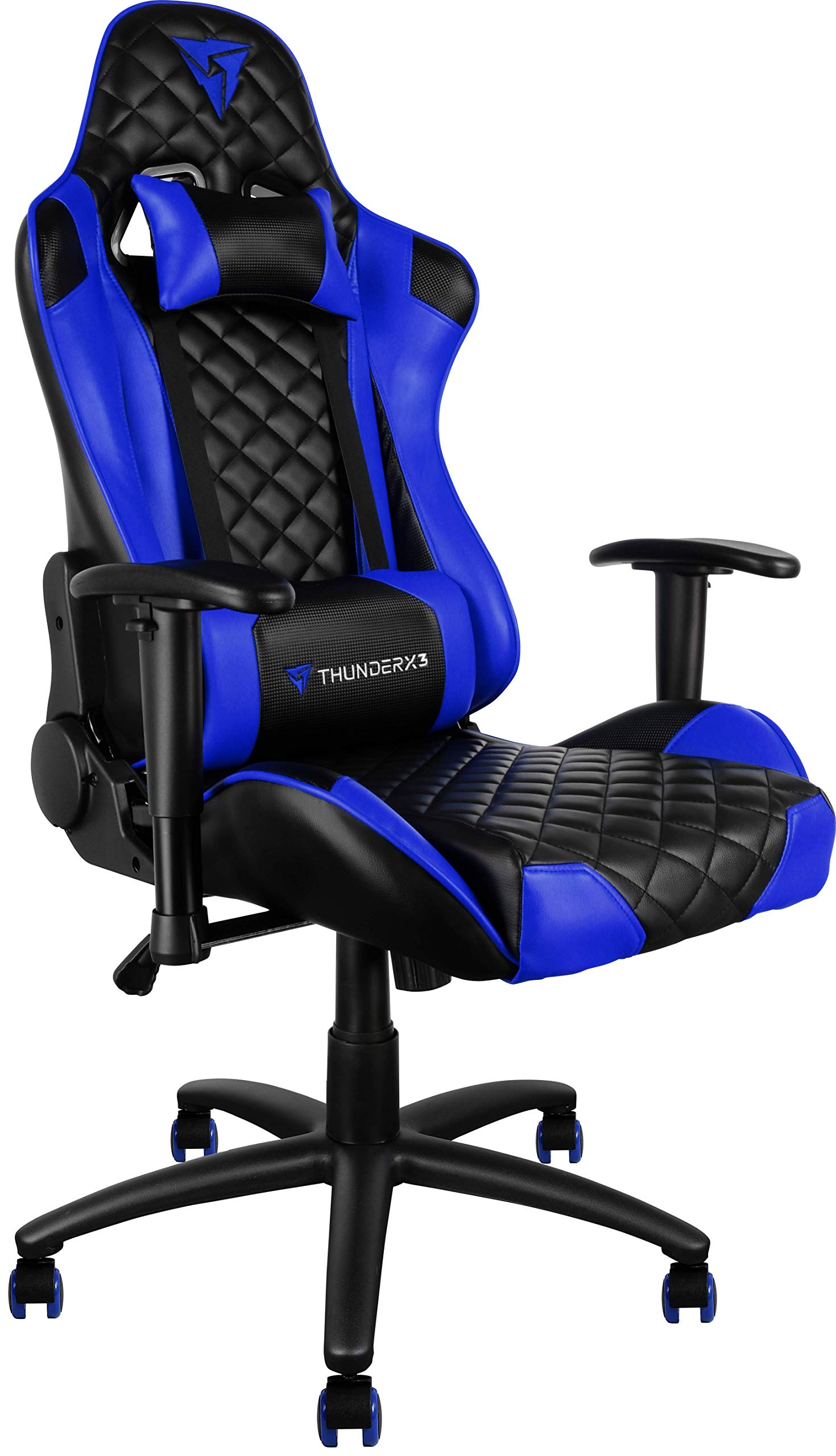 ThunderX3 Spain TGC12BB Silla Gaming, Azul