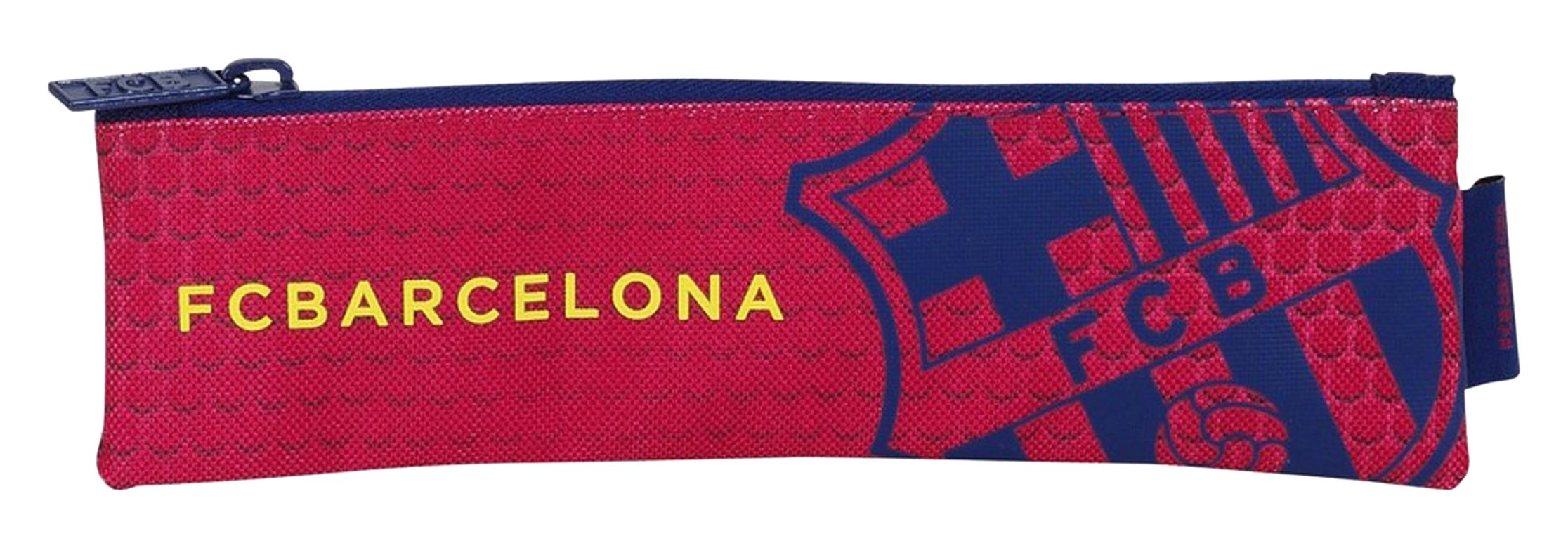 Futbol Club Barcelona – Estuche portatodo estrecho (Safta 811572025)