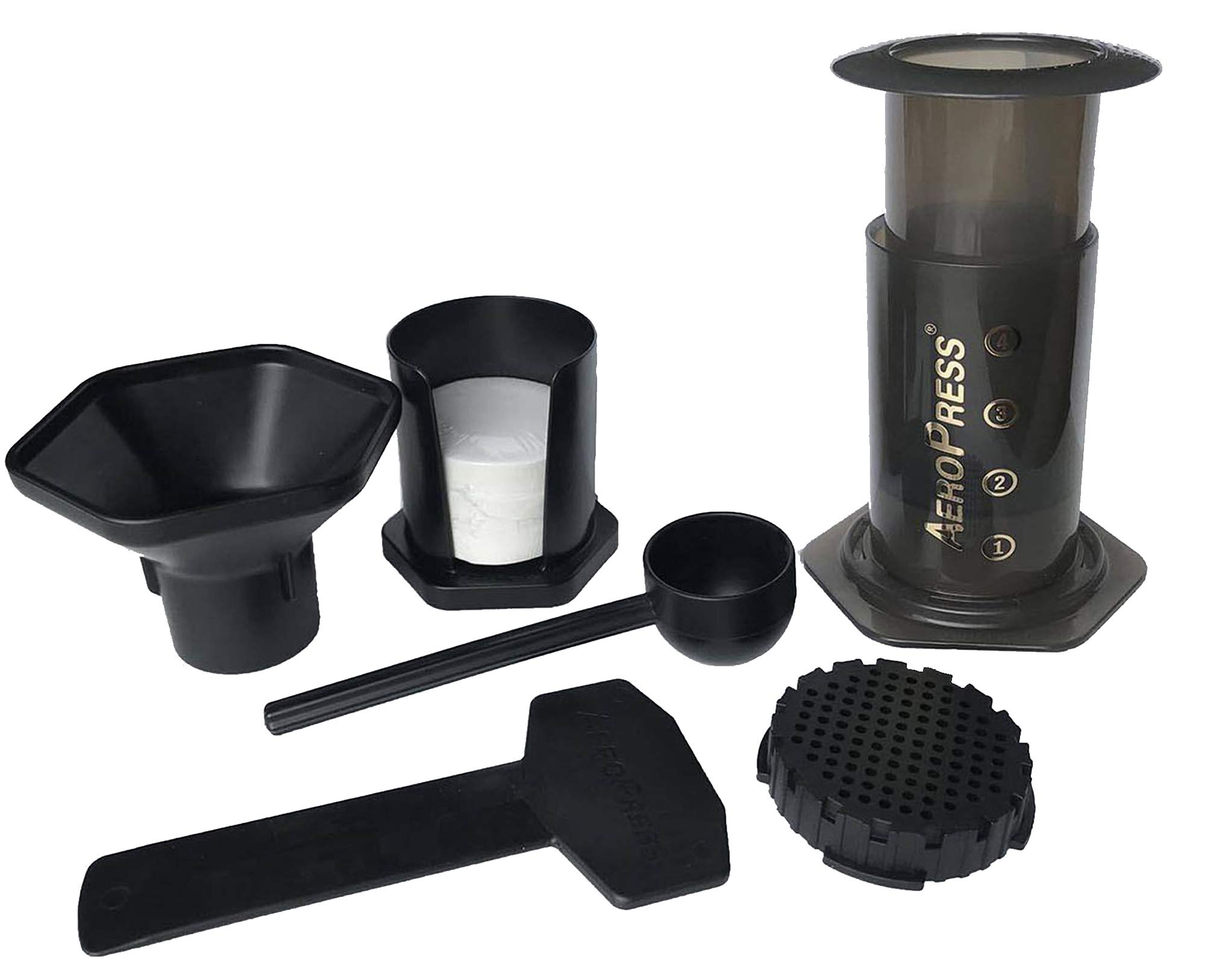 Aerobie AeroPress A80 Coffee Maker – Black