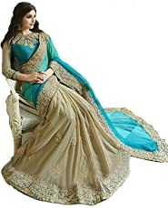 Sarees For Women Party Wear Half Sarees Offer Designer Art Silk New Collection 2018 In Latest With Designer Blouse Beautiful For Women Party Wear Sadi Offer Sarees Collection and Bhagalpuri Free Size Bhagalpuri Sari Marriage Wear Replica Sarees Wedding Casual Design With Blouse Material