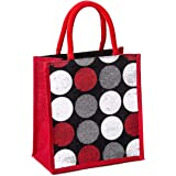 H&B Jute bag for lunch box –bag for tiffin, bags for men, bags for women, bags for kids, jute bags for office, lunch bag, bag