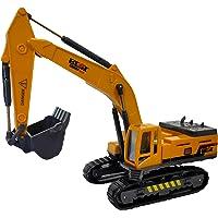 Shopoflux® Excavator Construction Toy Vehicle for Kids (Excavator)