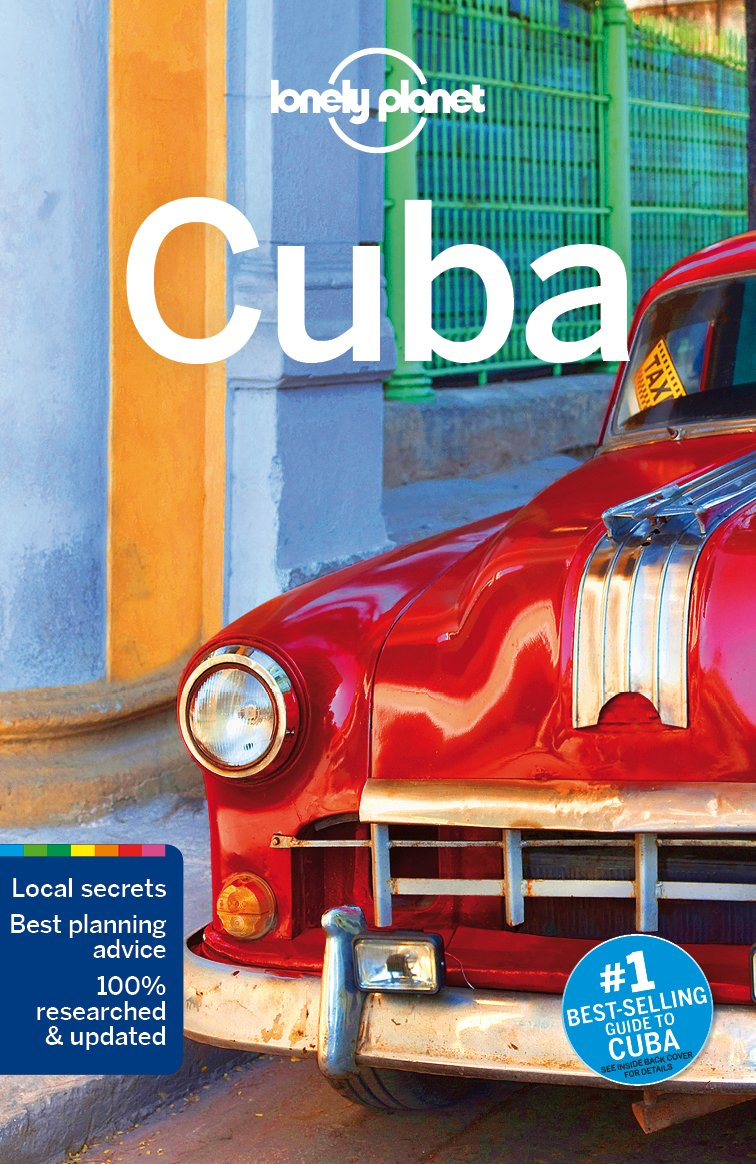 Lonely Planet Cuba (Travel Guide) 2
