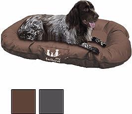 XXL Hundebett Hundekissen 100x70cm Teflon Hunde-Korb Sofa atmungsaktiv waschbar