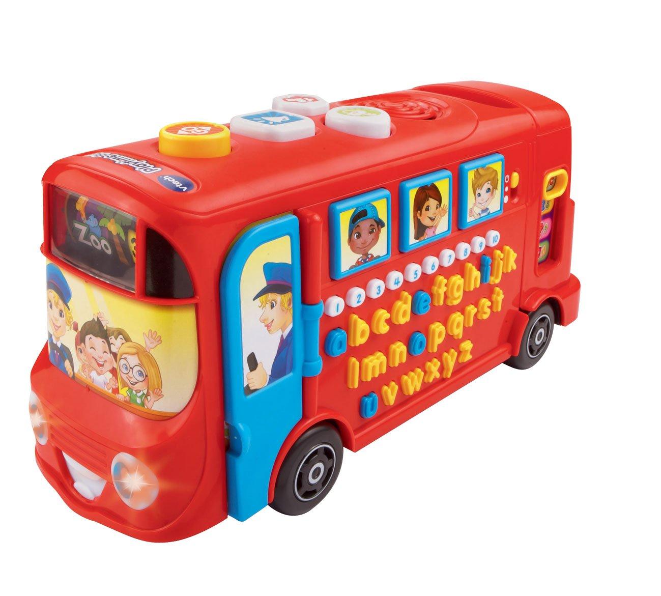 Vtech 150003 Playtime Bus Playset