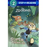 Super Animals! (Step Into Reading: A Step 2 Book)