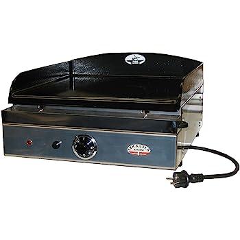 7c5f82bc3c84bb Forge Adour SUKALDEA 450 Plancha Electrique 2500 W 50 cm  Amazon.fr ...