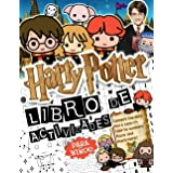 Harry Potter Libro De Actividades: Harry Potter Libro De Actividades-El Asombroso Mundo De Punto A Punto, Colorea, Laberinto,
