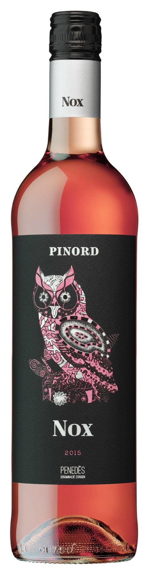 Pinord Nox Vino Rosado - 750 ml - [paquete de 3]