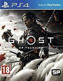 Sony, Ghost of Tsushima sur PS4, Jeu d'action et d'aventure, Édition Standard, Version physique, En français, 1 joueur…