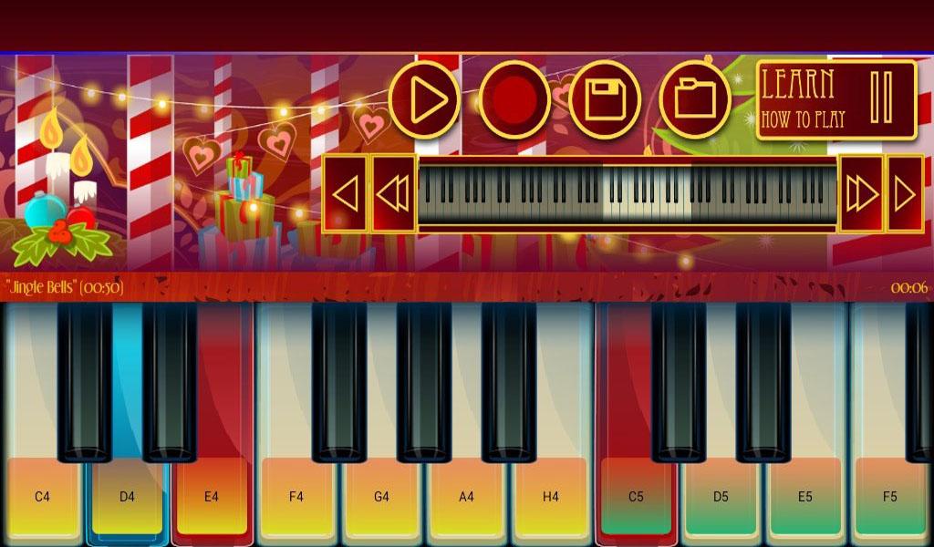 weihnachtslieder klavier apps f r android. Black Bedroom Furniture Sets. Home Design Ideas
