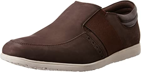 Hush Puppies Men's Zero G Nbuck Slip On Loafers