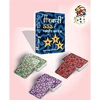 RIANZ Premium Plastic Coated Mercury Playing Cards - Set of 3 Decks