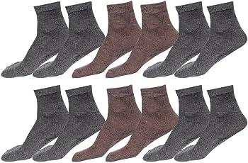 Krystle Woollen Socks For Kids (Pack Of 6)