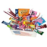 STOCK EN FRANCE lot de 10 x snacks bonbon americain import etats unis box pas cher kit melange confiserie friandises americains nerds bonbons