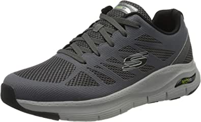 Skechers Arch Fit Charge Back, Sneaker Uomo