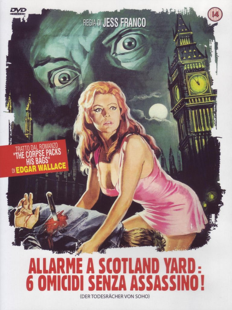 Allarme a Scotland Yard: 6 omicidi senza assassino!