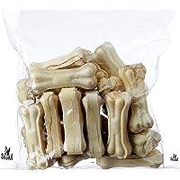 Skora Rawhide Pressed Chew Dog Bone 5 Inches 1/2 Kg Pack