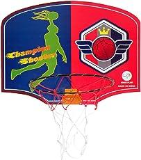 Wood O Plast Indoor Basket Ball Board, Multi Color (Large)