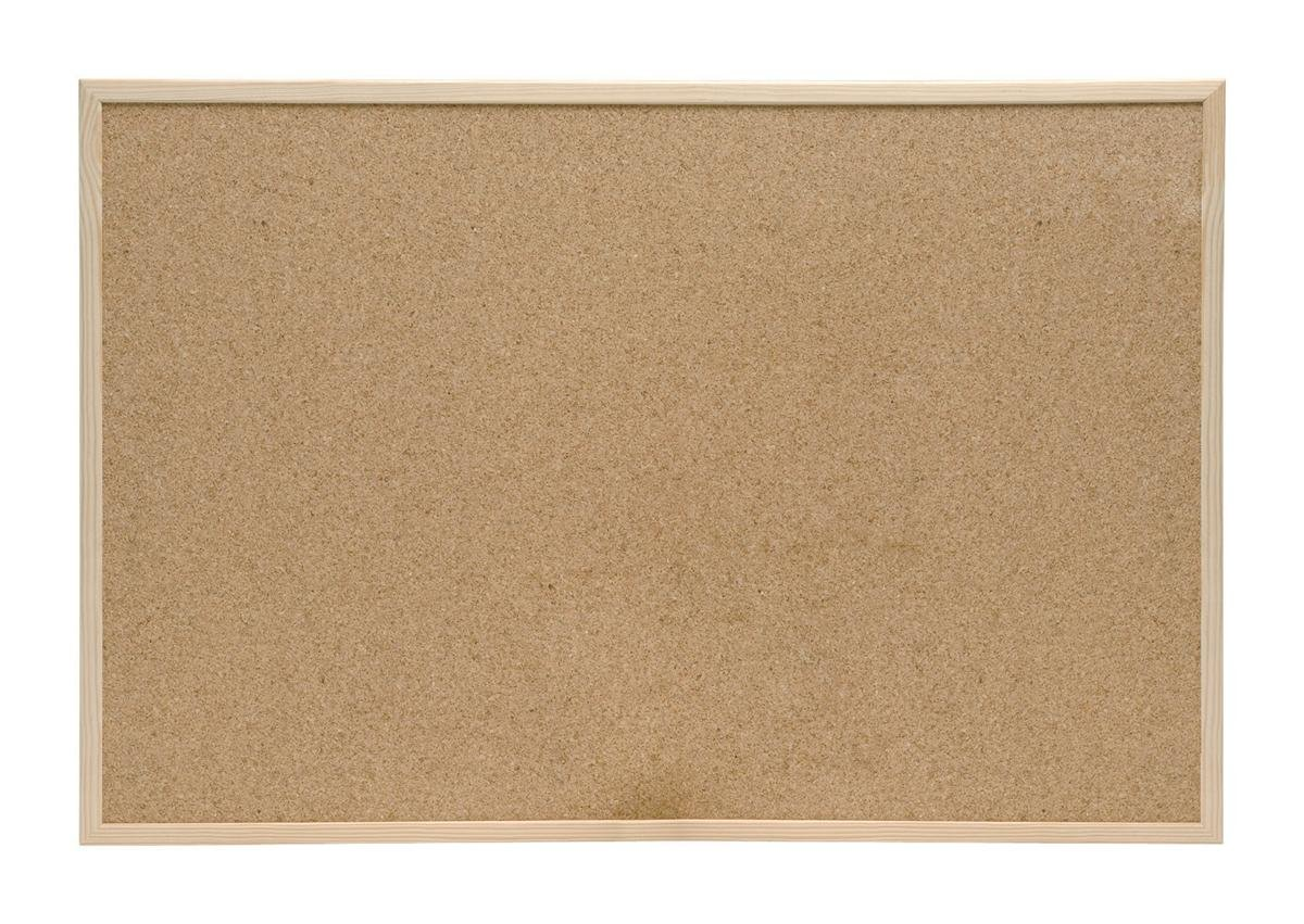 Indigo Noticeboard Cork with Pine Frame W 900 x H 600mm: Amazon.co.uk:  Office Products