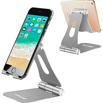 Hard-Working High Quality Universal Tablets & Mobile Phone Stand Holder For Iphone Samsung Huawei Xiaomi Sony Aluminum Metal Alloy Desk Stand For Sale Mobile Phone Accessories