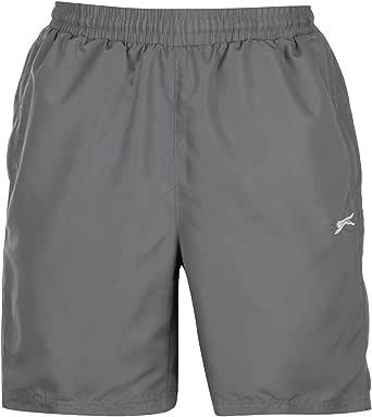Slazenger Mens Woven Shorts Pants Trousers Bottoms Zip Mesh
