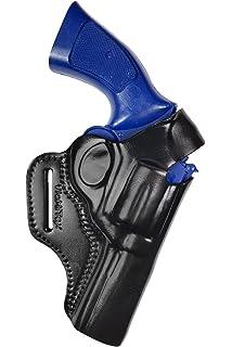 /Option marrone-sx Etui Vega Leder und elastisches FA111/F/ür Pistole Medium Auto/