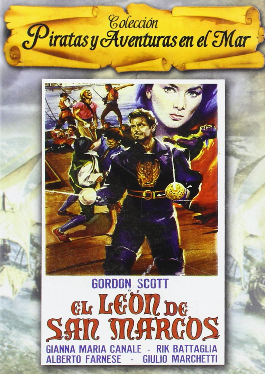 El Le�n De San Marcos (Import Dvd) (2007) Gordon Scott; Gianna Maria Canale; A...