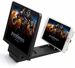 Lambent 3D Enlarge Magnifier Screen Portable Folding Stand for All Mobile Phones