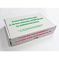 akkutauschen kompatibel mit TomTom Premium-Akkuwechsel Akkutausch für Navi TomTom Rider, Go 500, Go 710, Go 910, Classic…