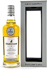 Linkwood 15 Jahre - Gordon & MacPhail Distillery Labels - New Range - 43% - 0,7l - Speyside Single Malt Whisky